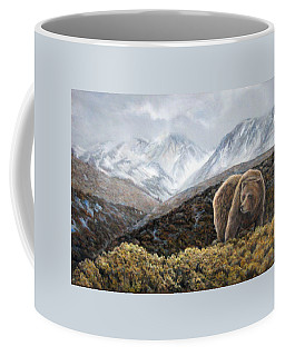 Driven To Rest Coffee Mug