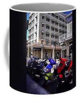 Drivin Duval Coffee Mug