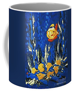 Drizzlefish Coffee Mug