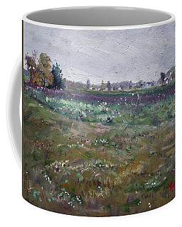 Drizzly Day By Shaw Barn  Coffee Mug