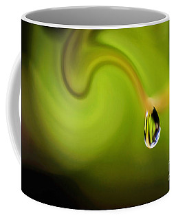 Droplet Ready To Drip Coffee Mug