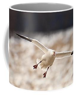 Dropping In Coffee Mug