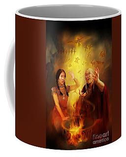 Drum Story Elders Teaching Coffee Mug