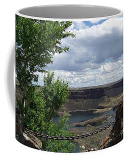 Dry Falls Overlook Coffee Mug