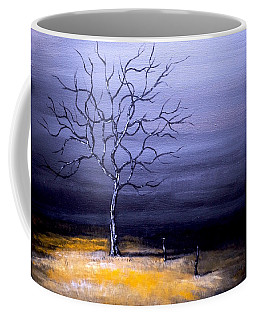 Dry Winter Coffee Mug