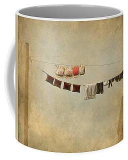 Drying Coffee Mug