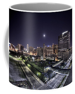 Dte In Detroit Coffee Mug