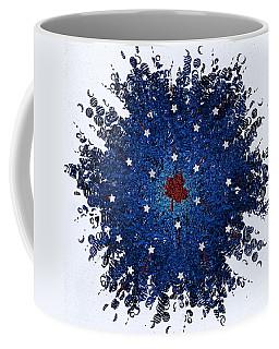 Dual Citizenship 1 Coffee Mug by First Star Art