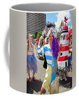 Coffee Mug featuring the photograph Duality by Ed Weidman