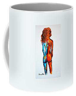 Duality Coffee Mug by Ramona Matei