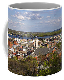 Dubuque Iowa Coffee Mug