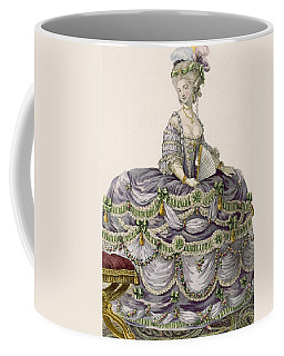 Duchess Evening Gown, Engraved Coffee Mug