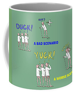 Duck Yuck Coffee Mug