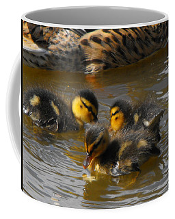 Duckling Splash Coffee Mug