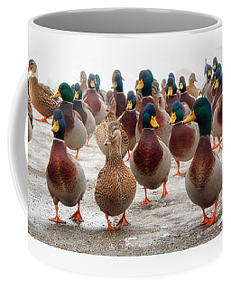 Duckorama Coffee Mug
