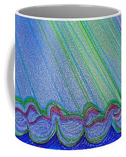 Ducks By Jrr Coffee Mug by First Star Art