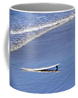 Dude Where Is My Surfer Coffee Mug
