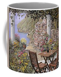 due bicchieri a Positano Coffee Mug