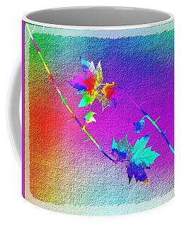 Duet In The Treetops Coffee Mug