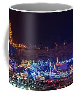 Duluth Christmas Lights Coffee Mug