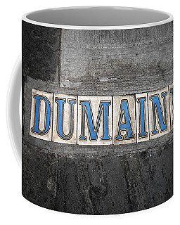 Dumaine Coffee Mug