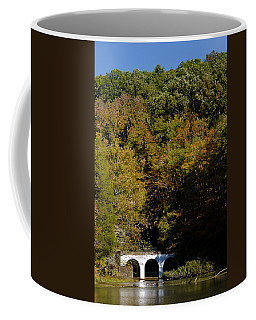 Dunbar Cave And Swan Lake Coffee Mug