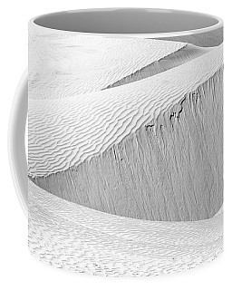 Dune Abstract, Paryang, 2011 Coffee Mug