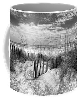 Dune Fences Coffee Mug