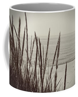 Dune Grass In Early Spring Coffee Mug