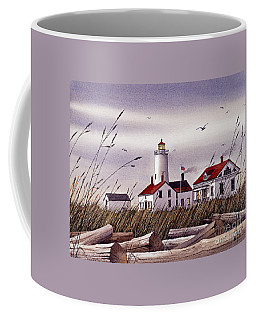 Dungeness Lighthouse Coffee Mug