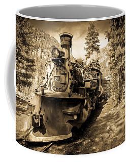 Durango And Silverton #2 Coffee Mug