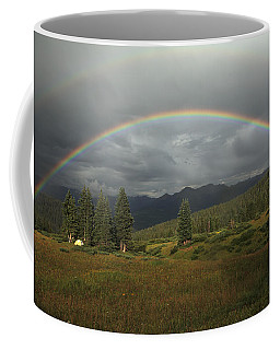 Durango Double Rainbow Coffee Mug
