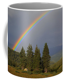 Durango Rainbow Coffee Mug