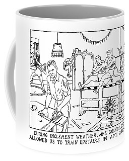 During Inclement Weather Coffee Mug
