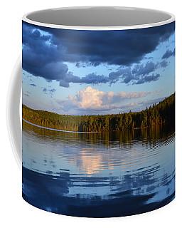 Dusk After A Storm Coffee Mug by David Porteus