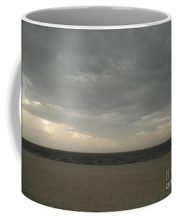 Dusk Beach Walk  Coffee Mug