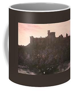 Dusk Over Windsor Castle Coffee Mug by Jean Walker