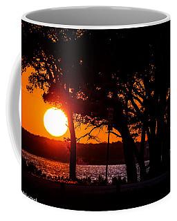 Dusky Cape Fear River  Coffee Mug