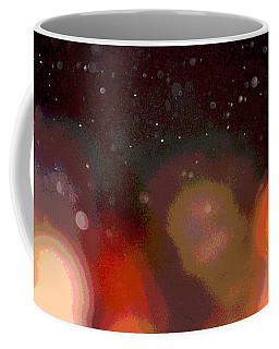 Dust And Bright Lights Coffee Mug