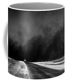 Dust Bowl In The Texas Panhandle 1936 Coffee Mug