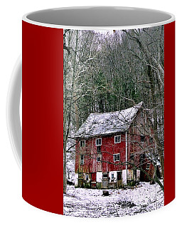 Pennsylvania Dusting Coffee Mug by Michael Hoard