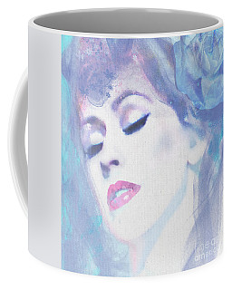 Dusty Blues Coffee Mug