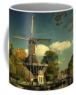 Dutch Windmill Coffee Mug
