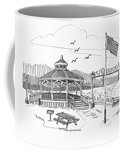 Dutchmen's Landing Catskill Coffee Mug