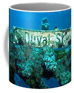 Duval Street Coffee Mug