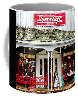 Dyer's Cafe Memphis  Coffee Mug