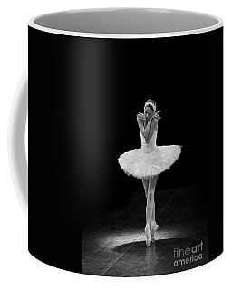 Dying Swan 5. Coffee Mug by Clare Bambers