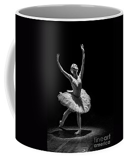 Dying Swan 6. Coffee Mug by Clare Bambers