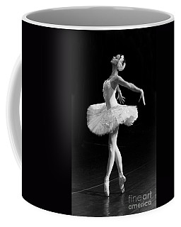 Dying Swan I. Coffee Mug by Clare Bambers
