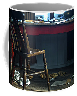 Dylan Thomas Writing Shed Coffee Mug